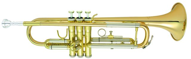 Arnolds Terra Bb Trumpet Lacquer
