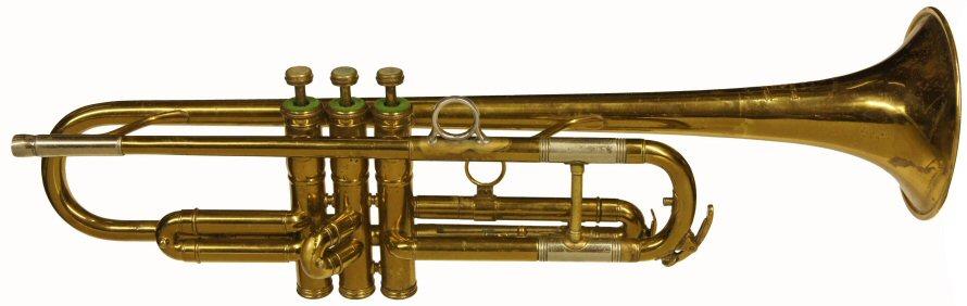 Besson New Creation Trumpet