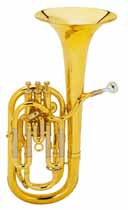 Besson BE955 Sovereign 3 Valve Baritone Horn