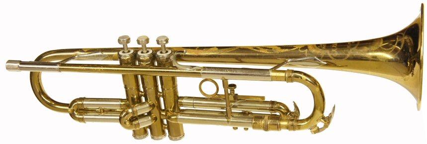 Vintage Blessing Super Artist Trumpet C1956