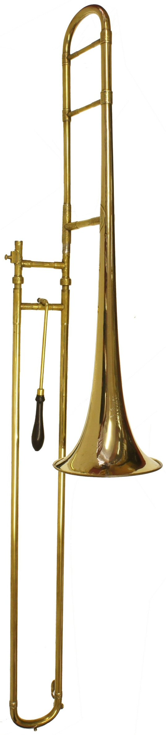 Boosey Bass Trombone in G C1905