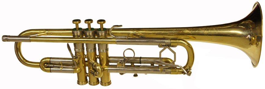 Vintage Boosey & Hawkes Sessionair Trumpet