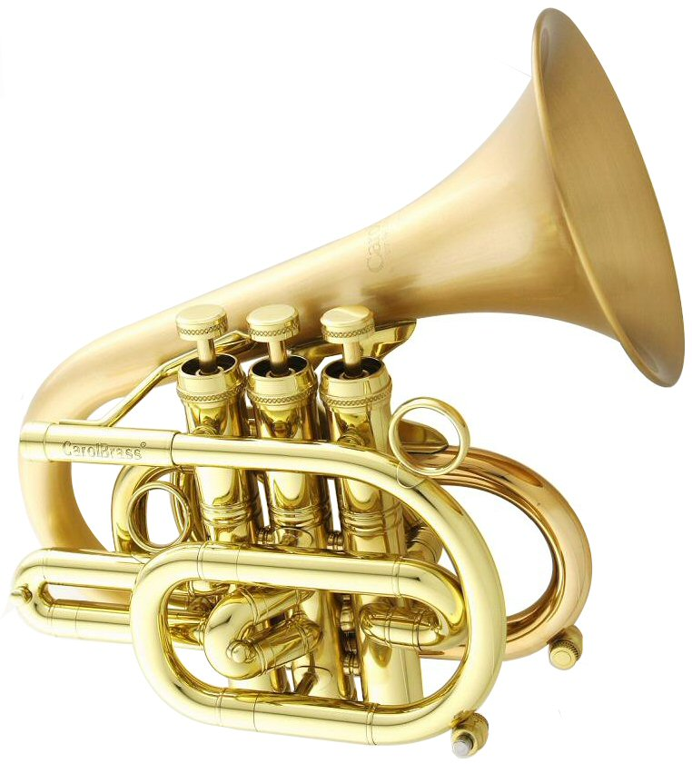 CarolBrass Pocket Trumpets