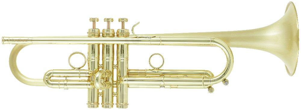 CarolBrass Trumpet CTR-7774L-YLT-SLB