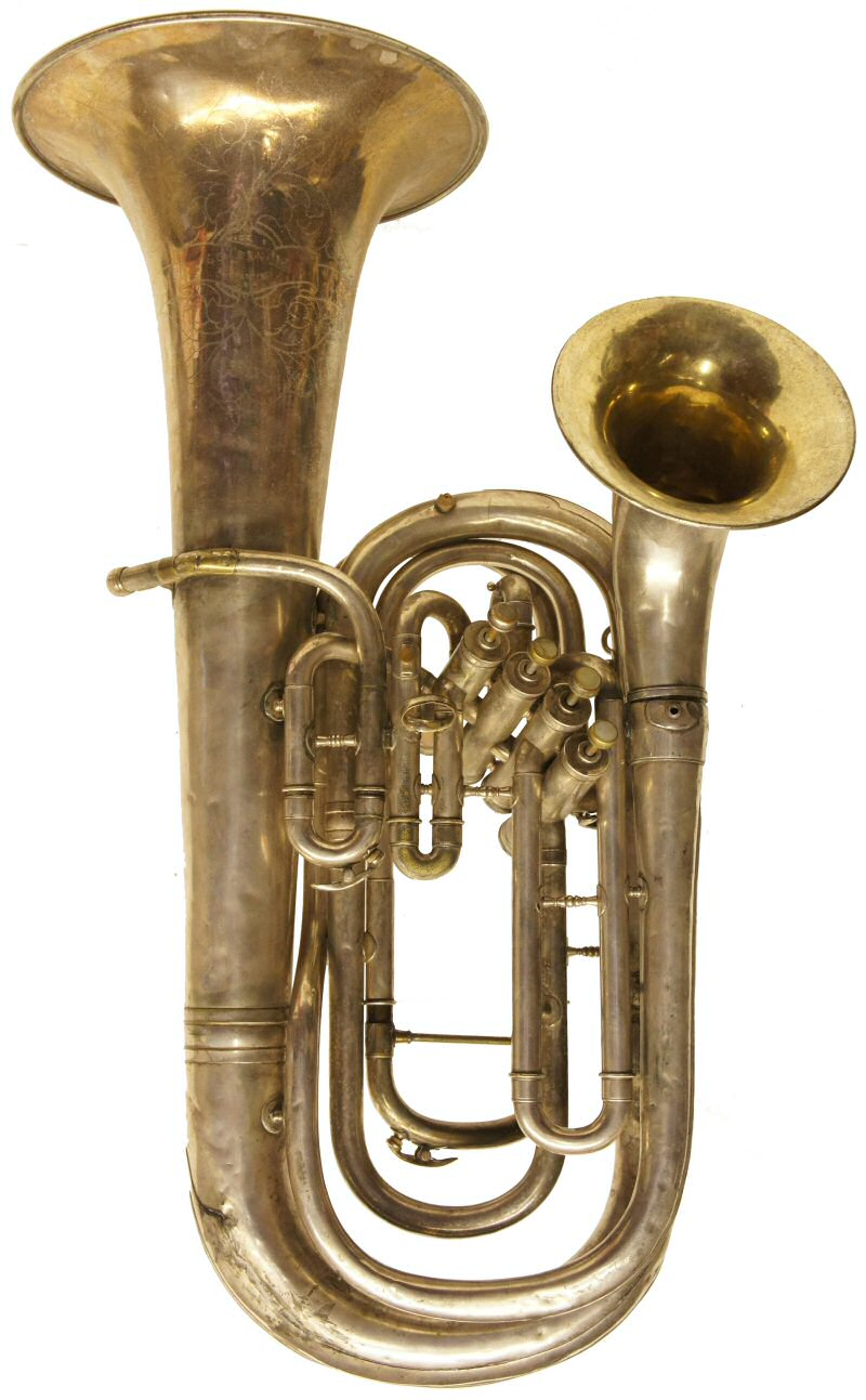 Conn Double Belled Euphonium C1921