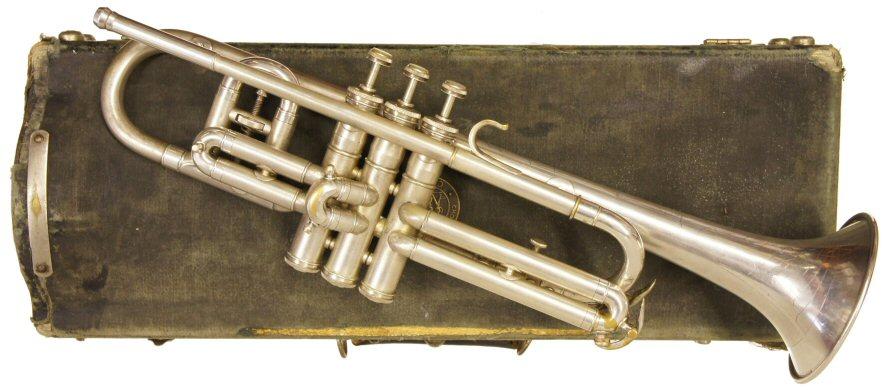 Conn Trumpet Cornet C1934