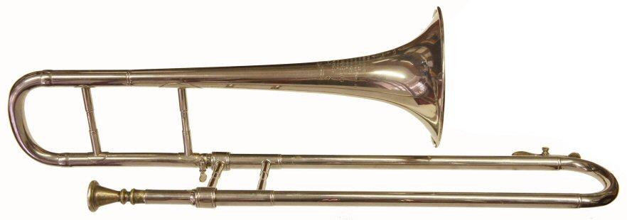 Couesnon Soprano Trombone C1925