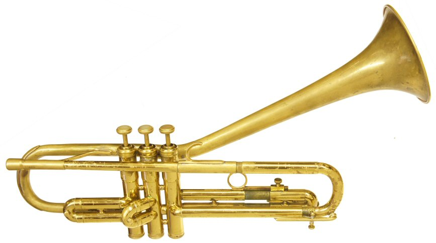 Martin Committee Trumpet with Dizzy bell