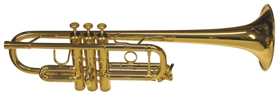 F Besson Trumpet in C