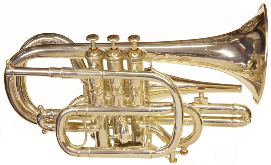 Higham Echo Cornet