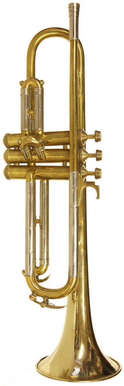 Lew Davis Art Deco Trumpet