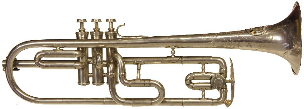 Charles Mahillon Hollebeke Model Long Cornet