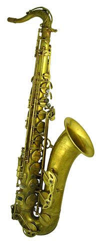 Mauriat PMXT-67RUL Tenor Sax Unlacquered