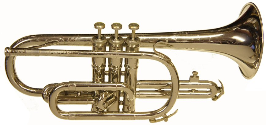 Second hand olds special cornet c1976