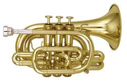 Kanstul Pocket Trumpet