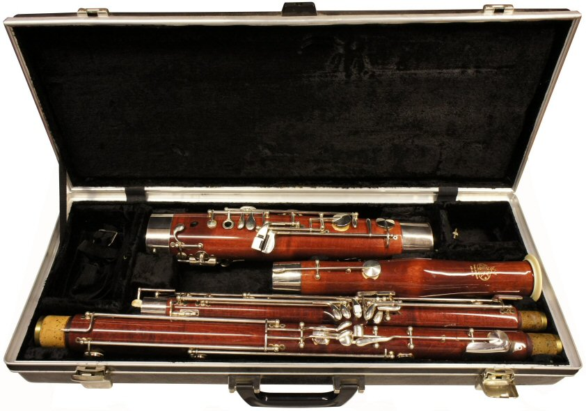 Second Hand Amati Bassoon
