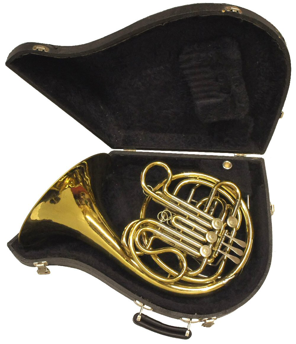 Second Hand Bach Full Double French Horn