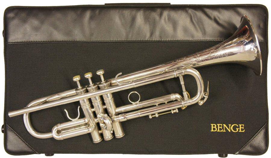 Vintage Benge 50th Anniversary Trumpet