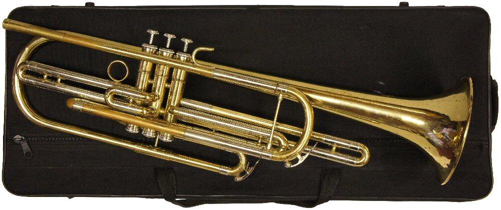 Second Hand Berkeley Bass Trumpet