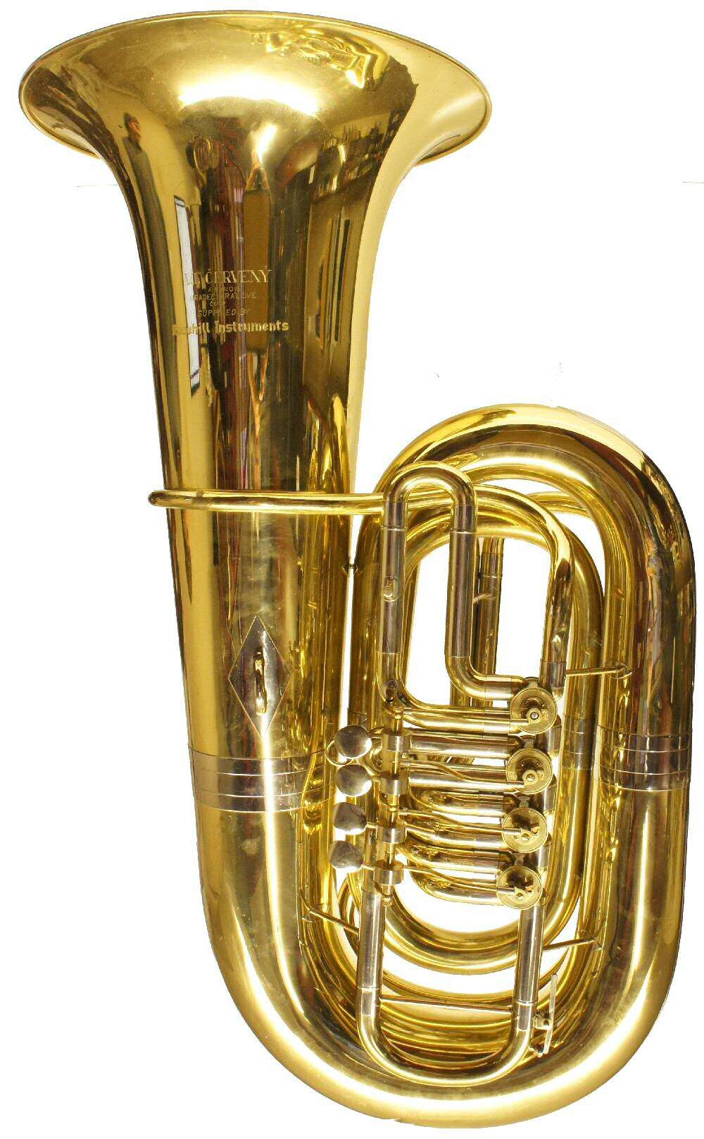 Second Hand Cerveny 4 Valve C Tuba