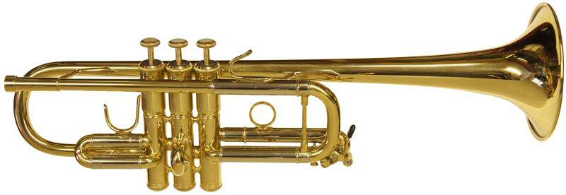 Second Hand F Besson C Trumpet