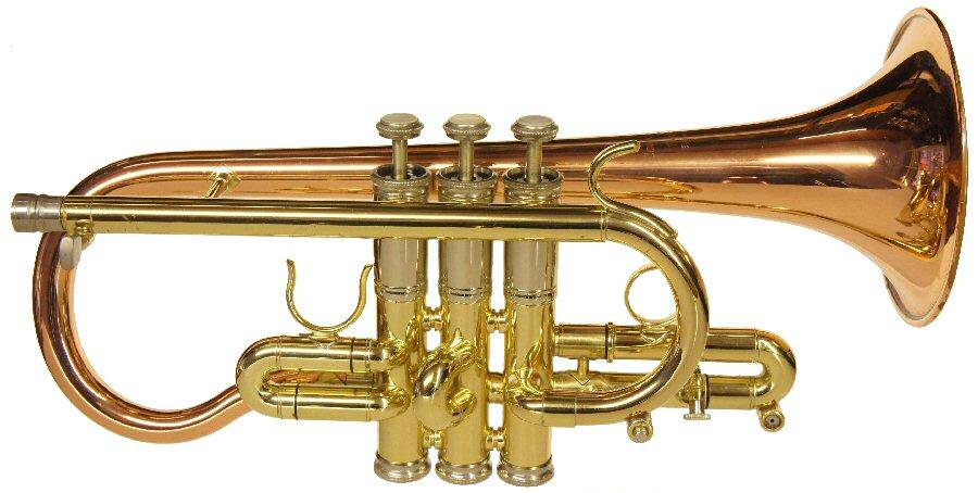 Second Getzen Custom Soprano Cornet