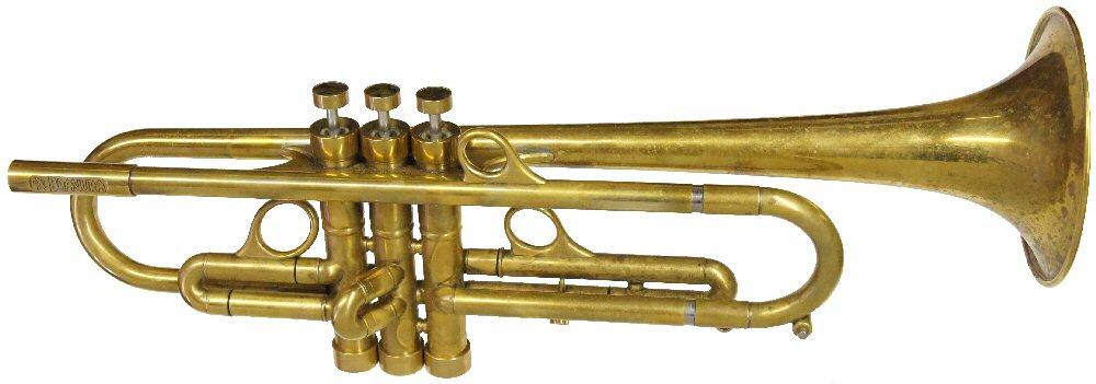 Second Hand Harrelson Bravura Trumpet