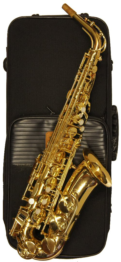 Second Hand Jupiter 500 Alto Sax