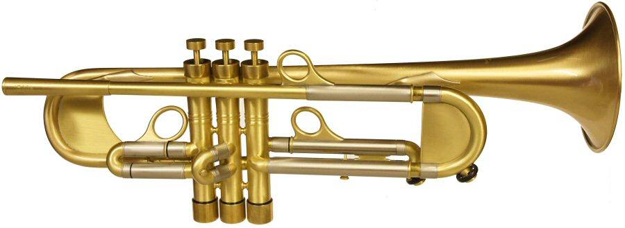 Second Hand Kanstul 1500A Trumpet Modified by Harrelson