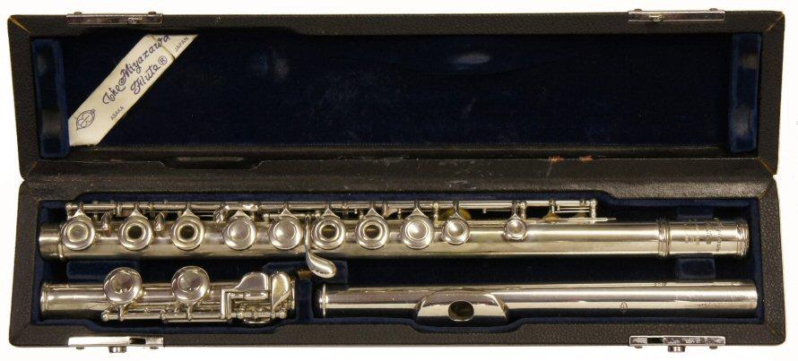 Second Hand Miyazawa 60SR Flute