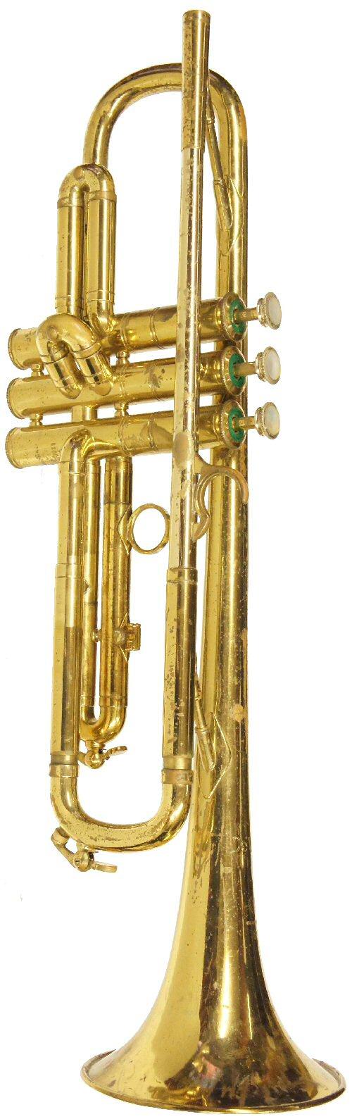 Second Hand Selmer De Ville Trumpet C1963