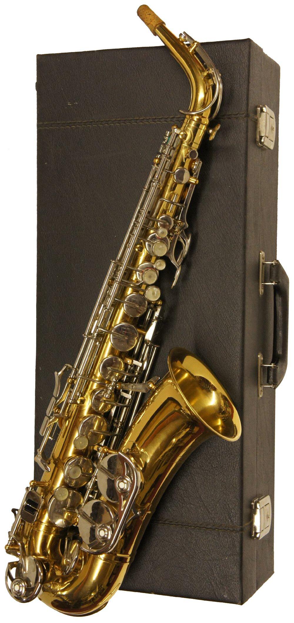 Second Hand Sonora Alto Sax