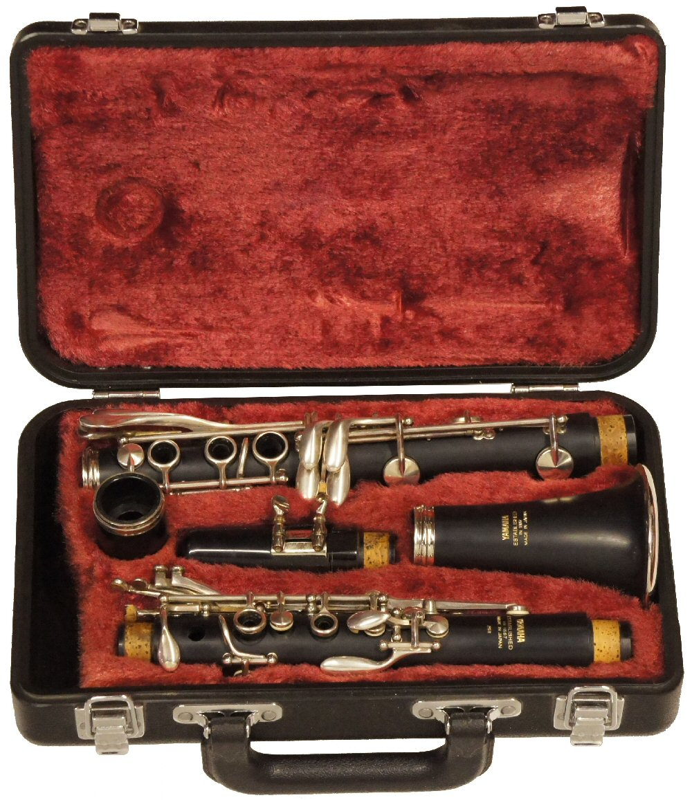Second Hand Yamaha 26 Clarinet