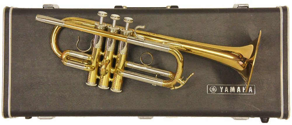 Second Hand Yamaha 651 Trumpet in D