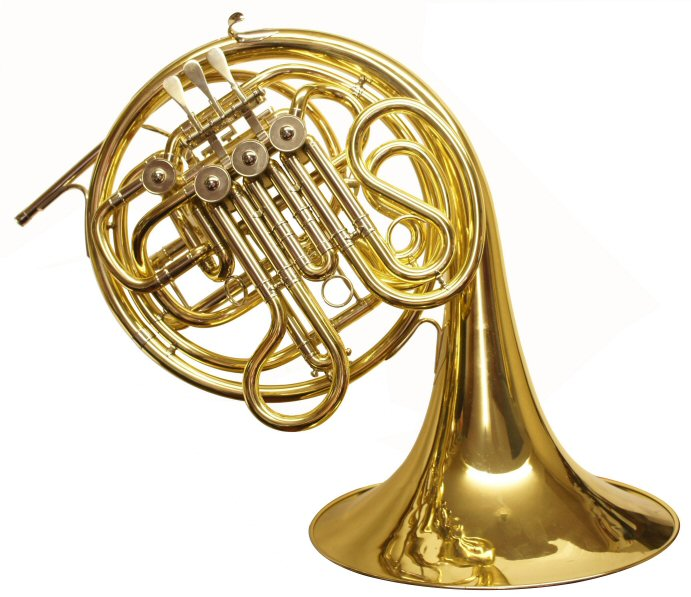 Second Hand Yamaha 668 French Horn