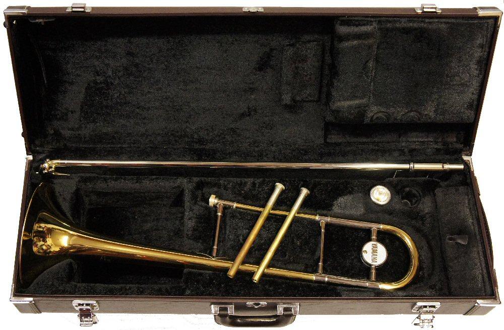 Second hand yamaha 691 trombone for Yamaha trombones for sale