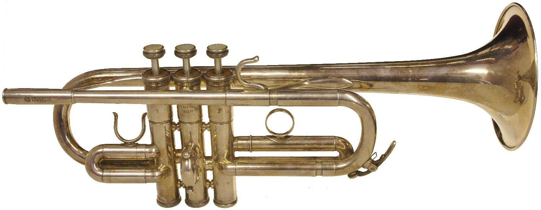Second Hand Yamaha 751 D Trumpet