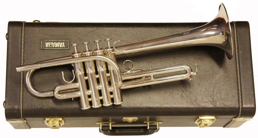 Second Hand Yamaha 9630 Trumpet