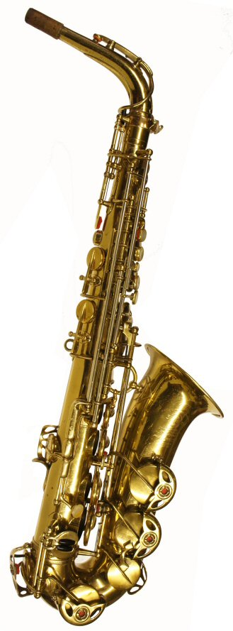Selmer Balanced Action Alto Sax C1935