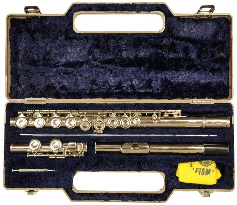 Second Hand FISM Rampone & Cazzani Flute