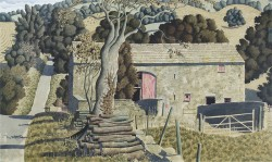 Watercolour paintings by Simon Palmer
