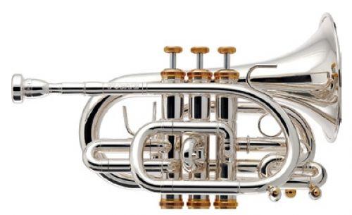 Stomvi Forte Pocket Trumpet