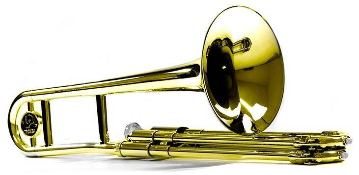Tromba Plastic Jazzbone Trombone