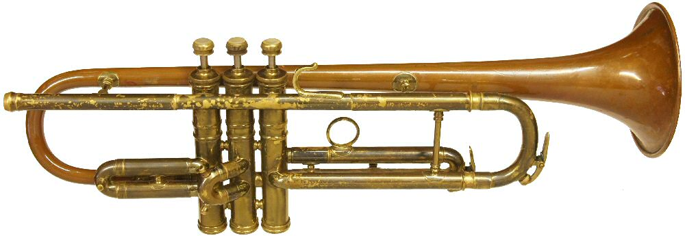 Conn 12B Trumpet C1941