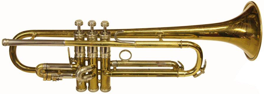 Conn 22B Special Trumpet C1934