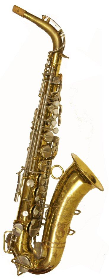 Vintage Olds Alto Sax