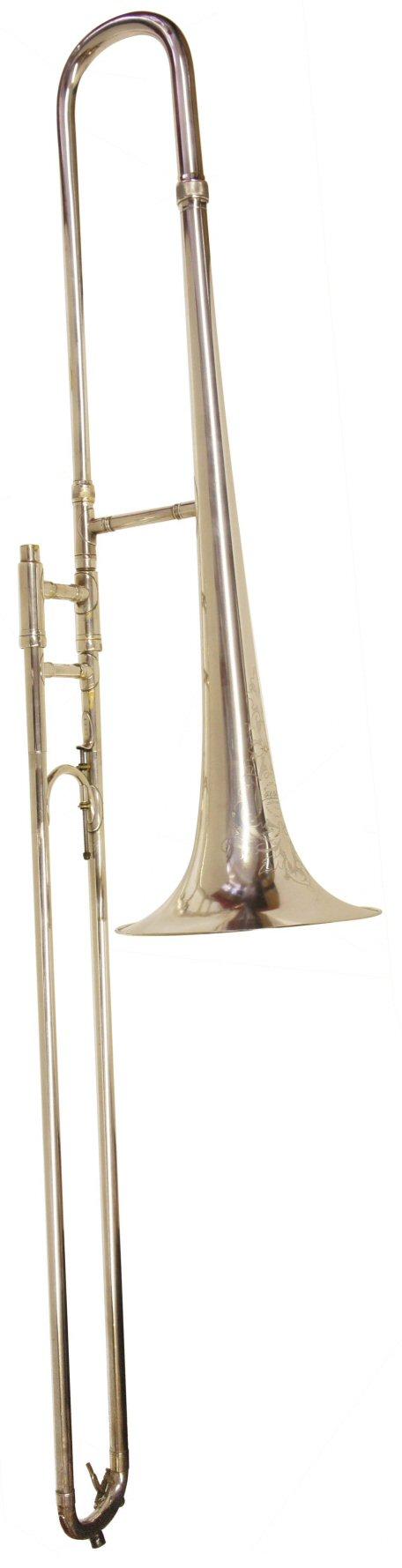 Vintage Olds Trombone C1920