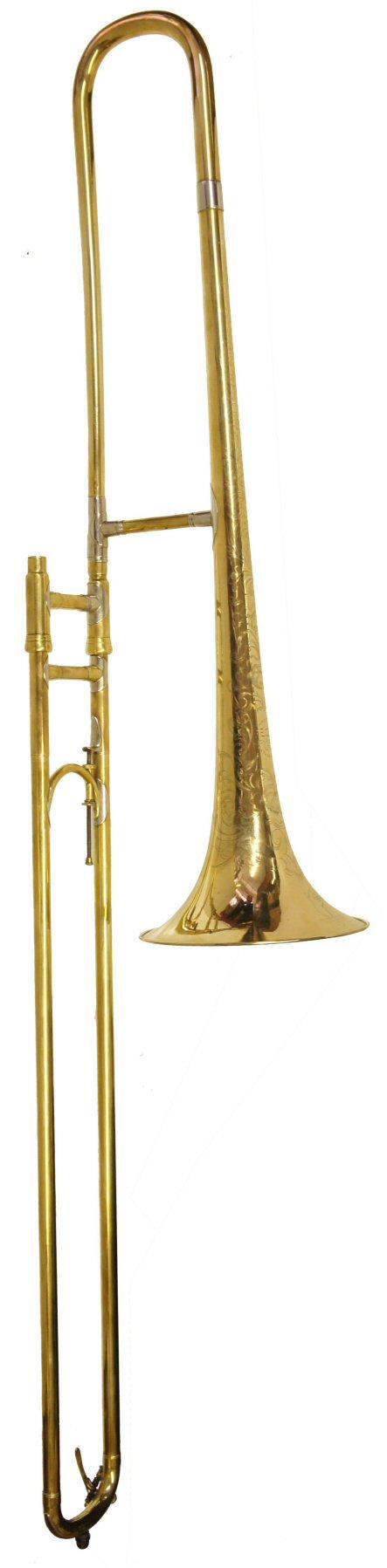 Vintage Olds Trombone C1922