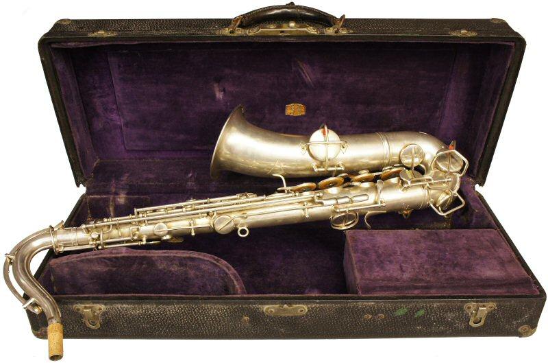 Vintage Soprano, Alto, C Melody & Tenor Saxophones