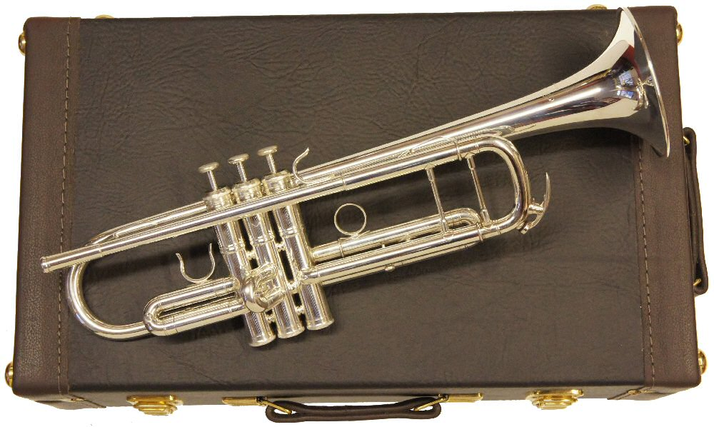 Weril 37 Silver Plated Trumpet TR1-37S3